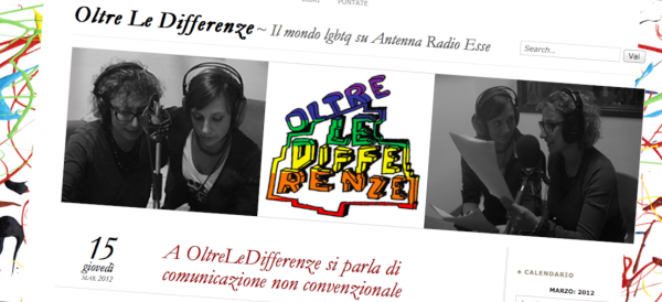 oltre le differenze antenna radio esse