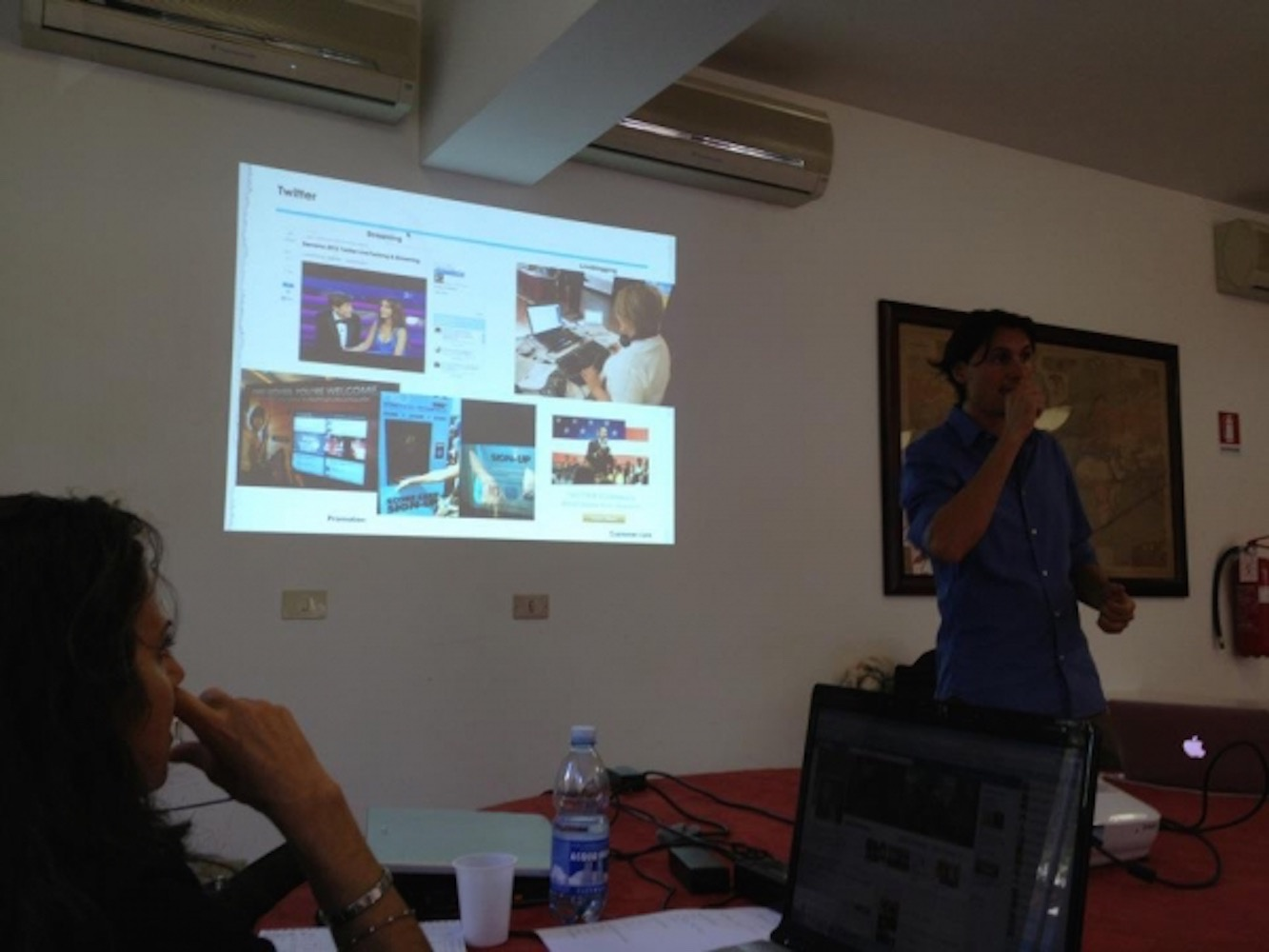 Corso comunicazione d'impresa e Social Media jacopo pasquini doctorbrand