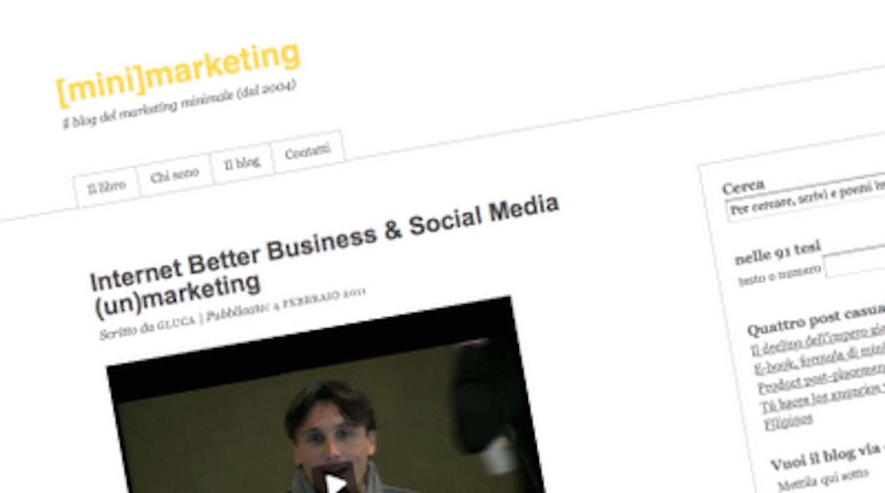 internet better business & social media marketing