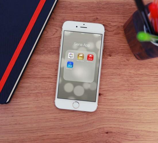 siena app smartphone tablet palio di siena