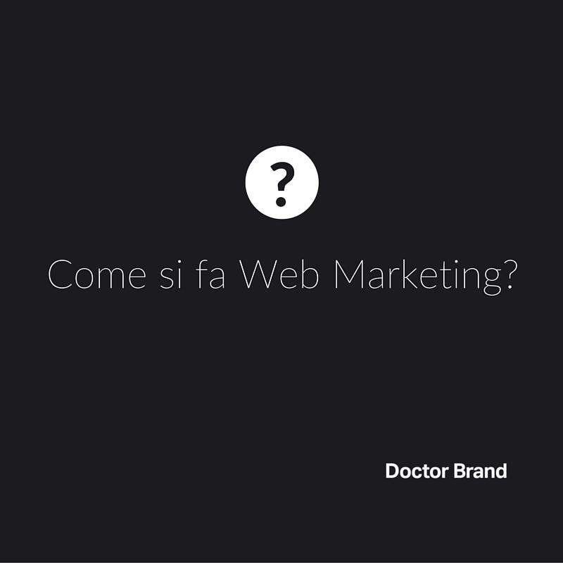 come fare web marketing gratis low cost