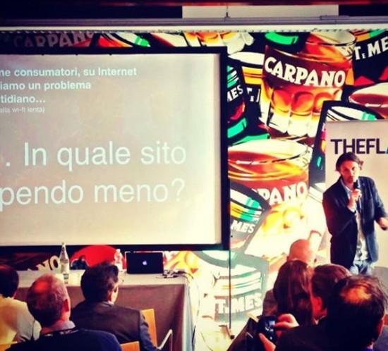 the flag web marketing torino